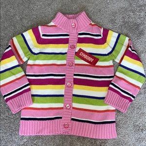 NEW Gymboree 7 sweater Candy Shoppe nwt girls